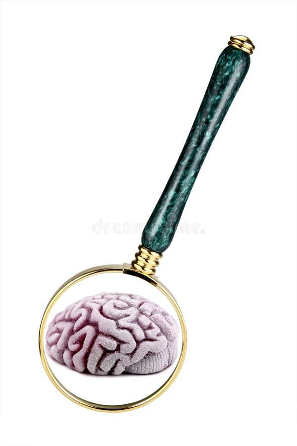 Conceito da saúde mental foto de stock royalty free
