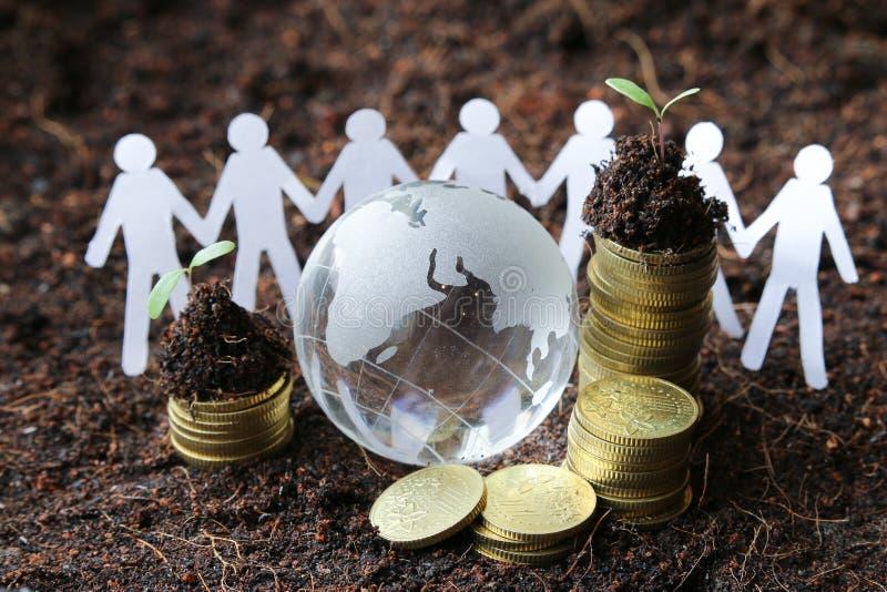 Conceito da sustentabilidade fotografia de stock royalty free