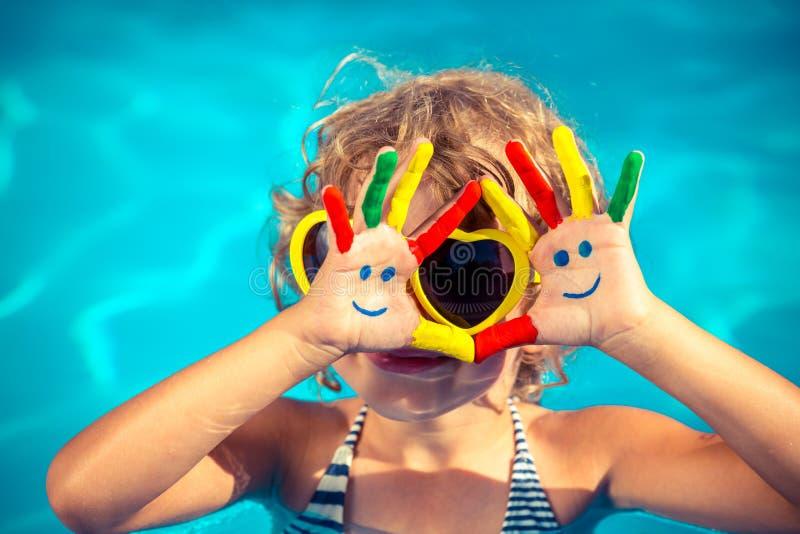 Conceito das férias de verão