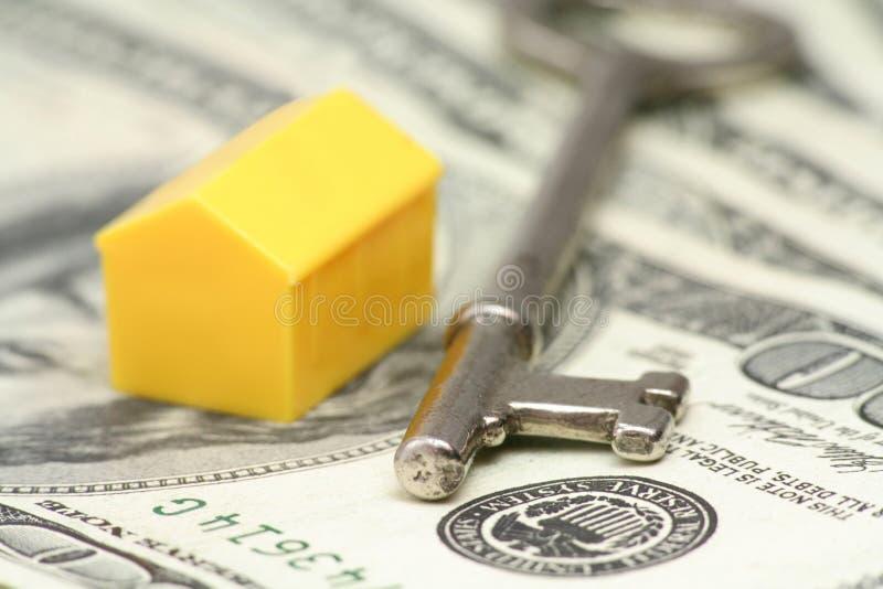 Conceito de bens imobiliários foto de stock royalty free