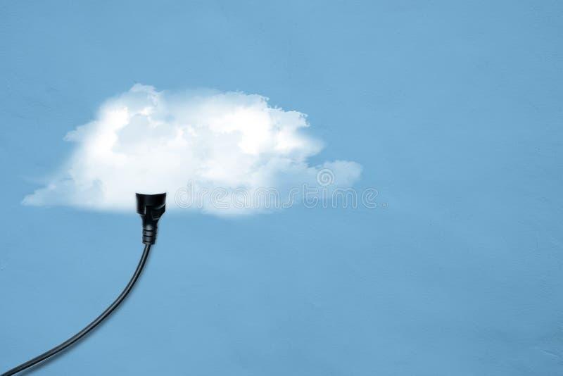Download Conceito De Computação Da Nuvem Imagem de Stock - Imagem de acesso, fundo: 80103017