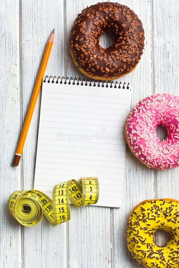 Conceito de dieta fotos de stock