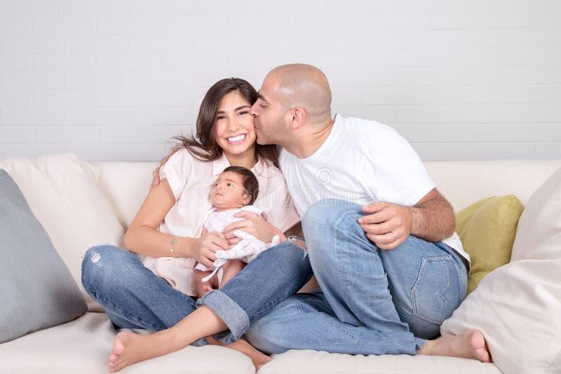 Conceito de família loving foto de stock royalty free