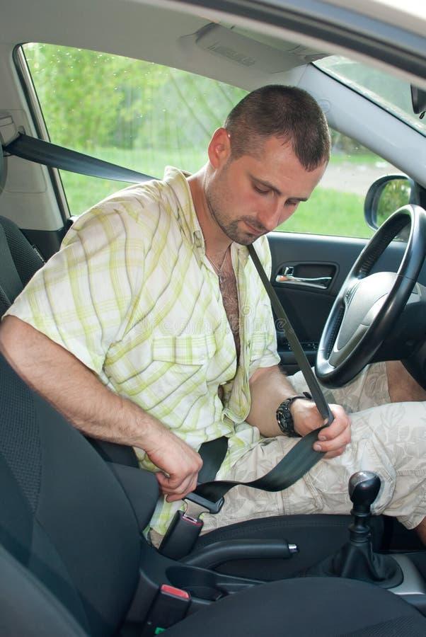 Conceito de regras da segurança rodoviária imagens de stock royalty free