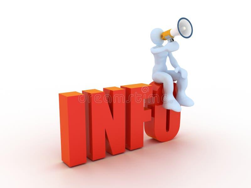 Download Conceito De Uma Comunicação Ilustração Stock - Ilustração de ícone, moderator: 10050572