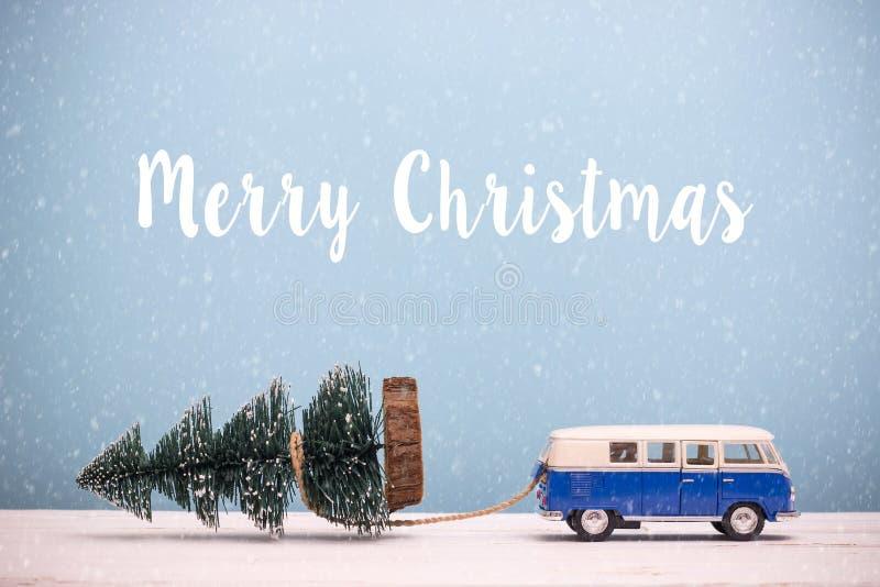 Conceito decorativo do feriado do Natal imagem de stock royalty free