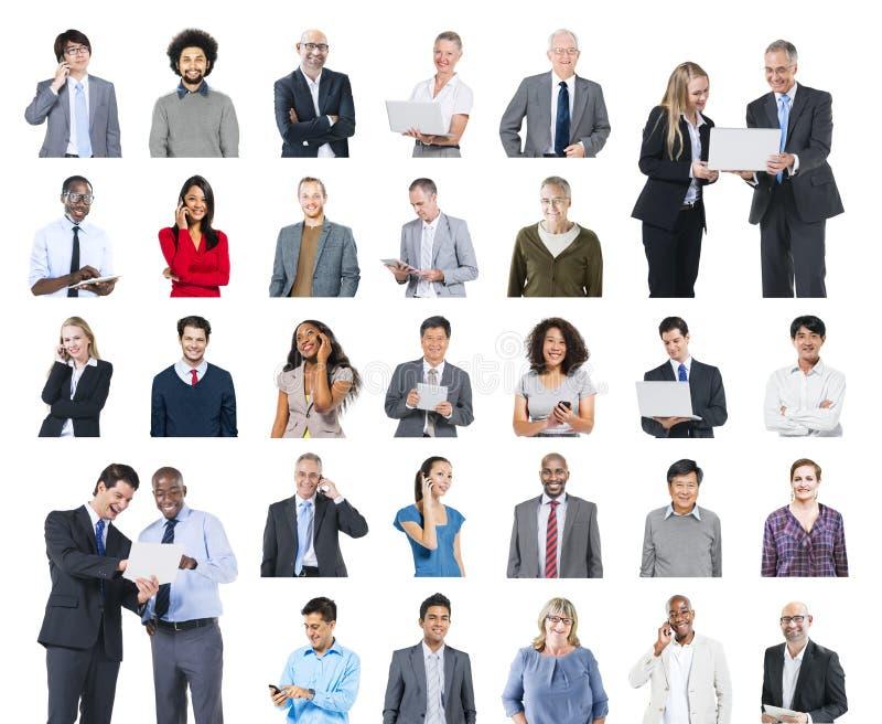 Conceito do índice da tecnologia dos trabalhos em rede de uma comunicação da comunidade fotos de stock royalty free