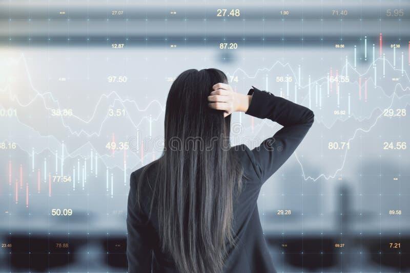 Conceito do AI e do sucesso foto de stock royalty free