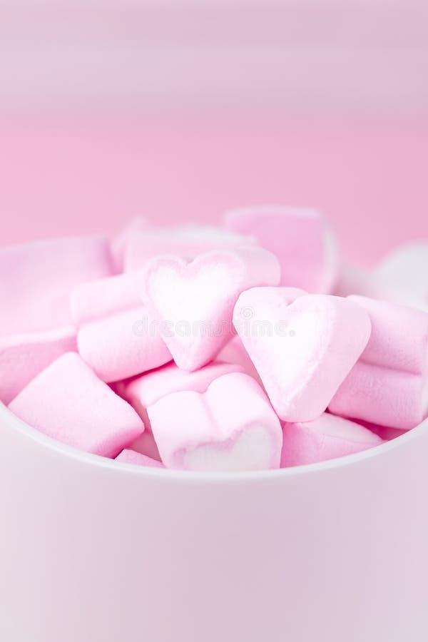 Conceito do amor do dia de Valentim Copie o espaço imagem de stock royalty free