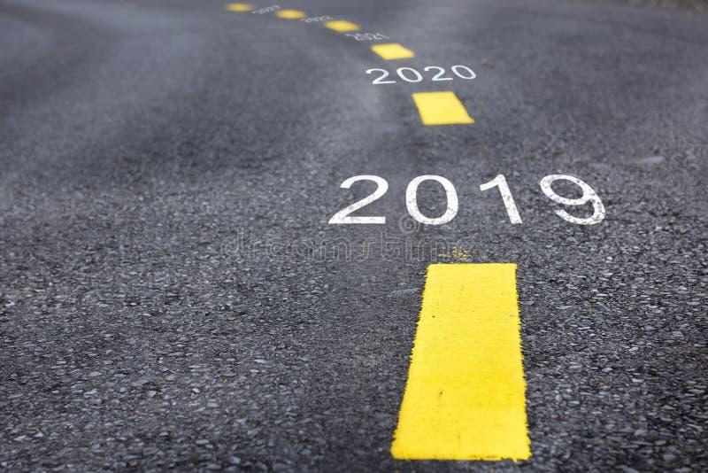 conceito do ano 2019 a 2023 novo feliz fotos de stock royalty free