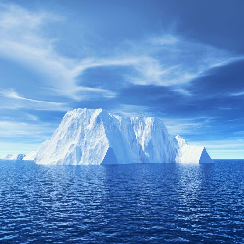 Conceito do aquecimento global ilustração royalty free