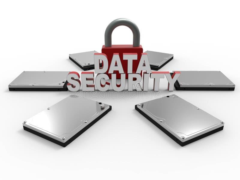 Download Conceito Do Cadeado Da Segurança De Dados Ilustração Stock - Ilustração de eletrônico, laptop: 65575936