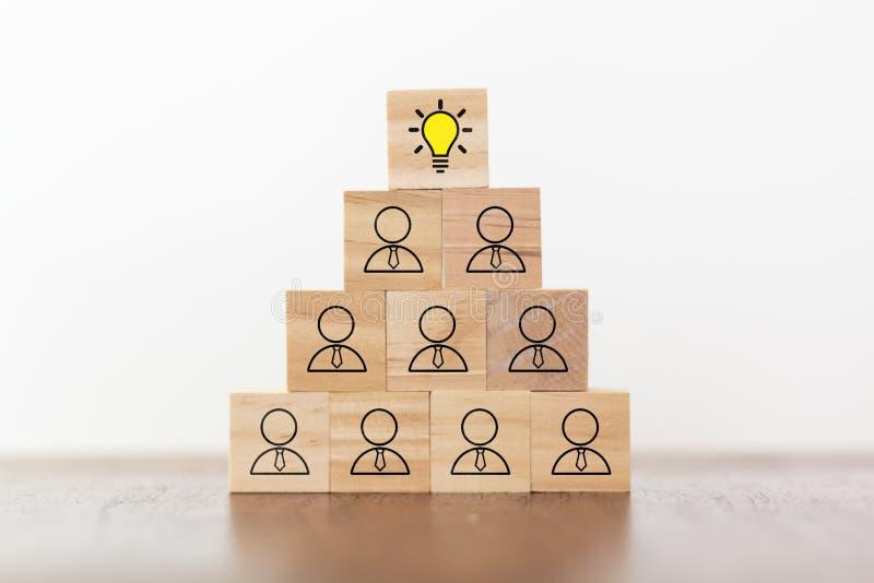 Conceito do corporaçõ de negócio, da inovação, da inspiração e da ideia criativa imagens de stock