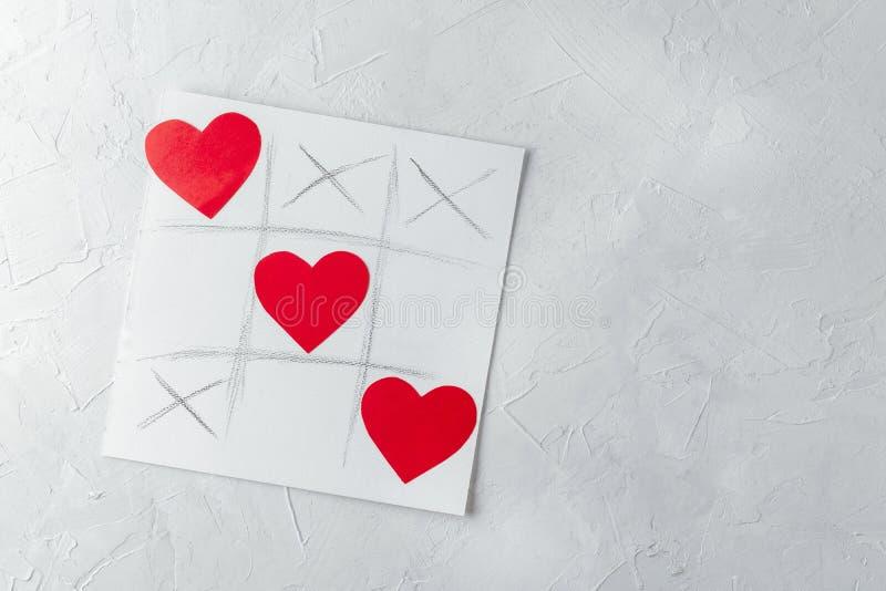 Conceito do dia de são valentim, cartão de cumprimentos imagens de stock