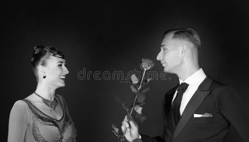 Conceito do dia dos Valentim fotografia de stock royalty free