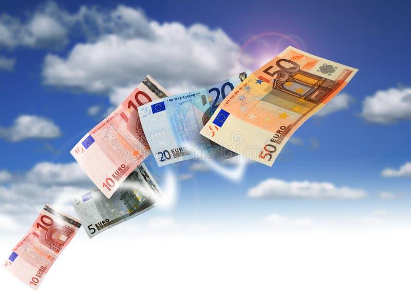 Conceito do dinheiro. imagens de stock