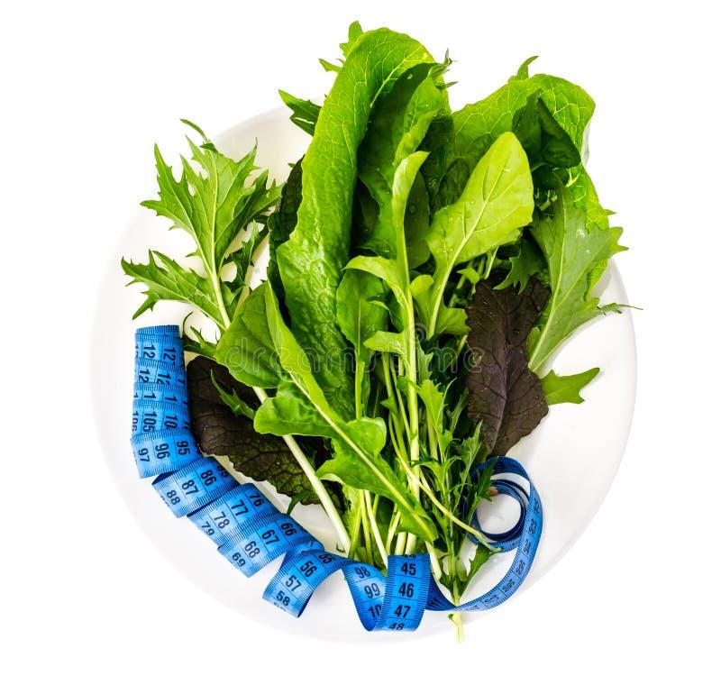 Conceito do estilo de vida saudável, da aptidão e do alimento dietético fotos de stock