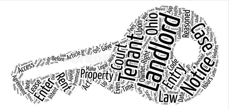 Conceito do fundo do texto da nuvem da palavra ilustração stock