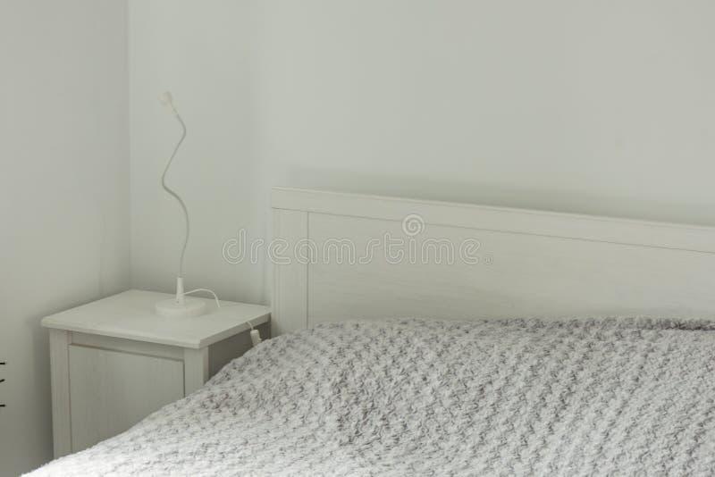 Conceito do interior, do conforto e do resto do quarto foto de stock