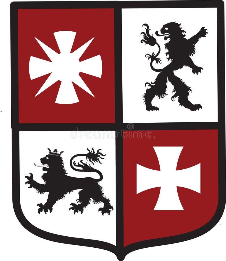 Conceito do logotipo da finança e da contabilidade para agências ilustração do vetor