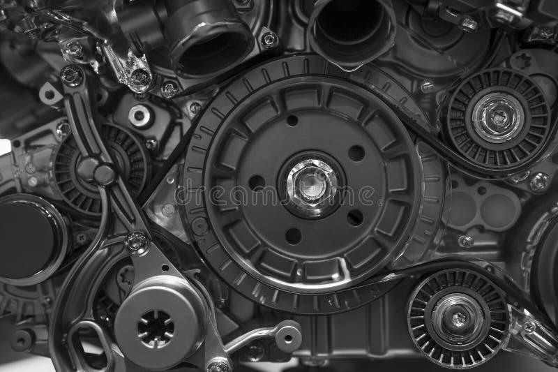 Conceito do motor de automóveis fotografia de stock