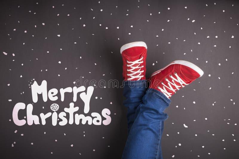 Conceito do Natal imagens de stock royalty free