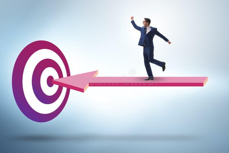 Conceito do planejamento estratégico incorporado imagem de stock royalty free