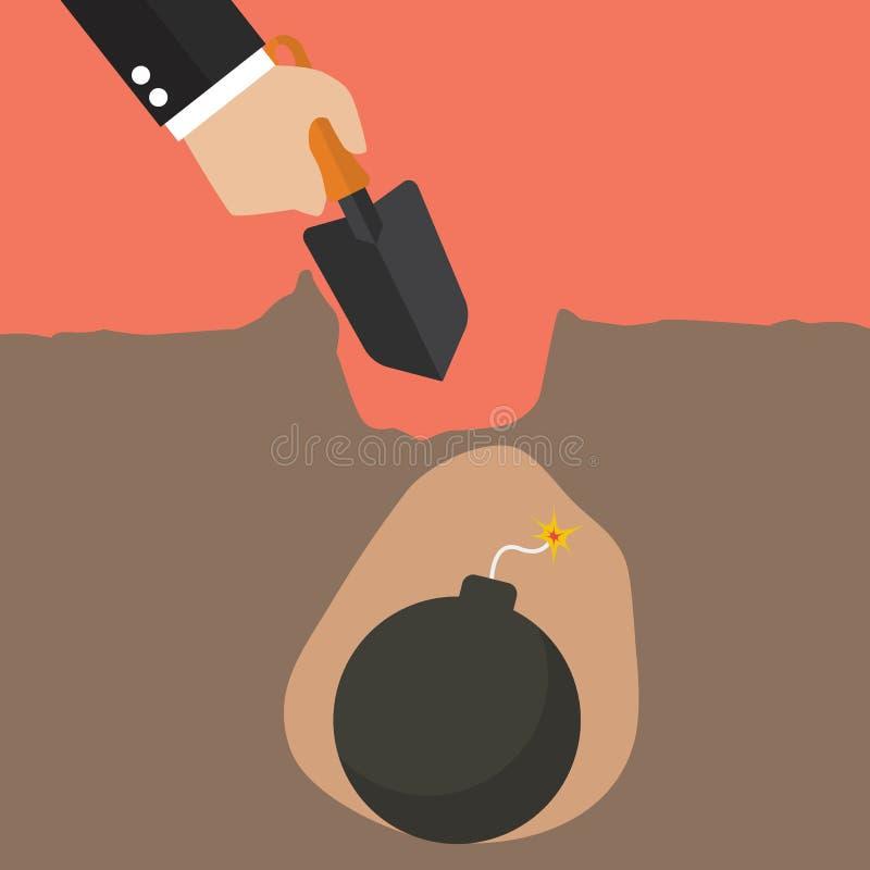 Download Conceito Do Risco De Investimento Ilustração do Vetor - Ilustração de falha, deadline: 65580893
