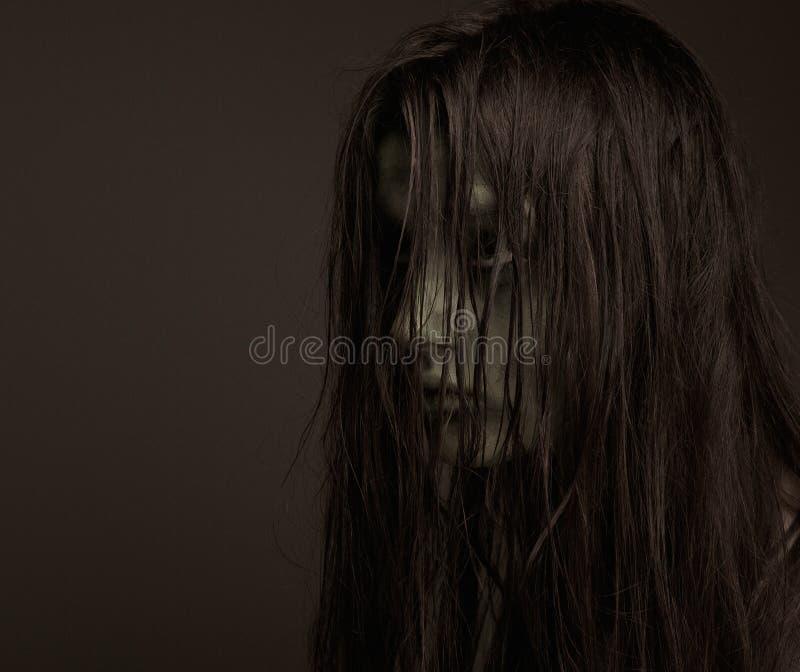 Conceito do zombi imagens de stock royalty free