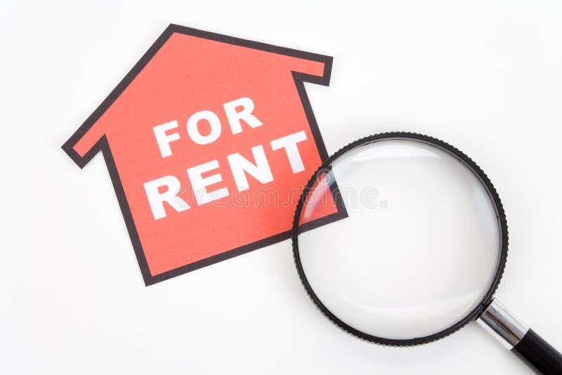 Conceito dos bens imobiliários imagens de stock royalty free