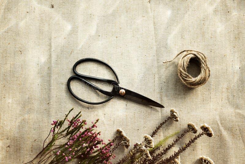 Conceito floral da flor do ramalhete de Flower Adorable Style do florista fotografia de stock royalty free