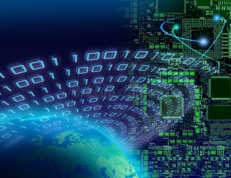 Conceito global da tecnologia digital