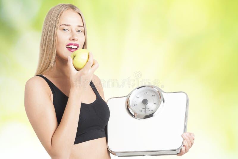 Conceito saudável comer imagens de stock