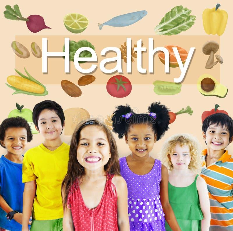 Conceito saudável do exame da nutrição do estilo de vida do exame médico completo foto de stock royalty free