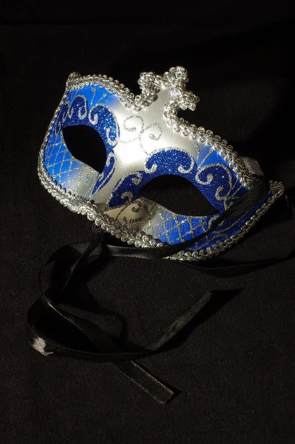 Conceito 'sexy' da sedução da máscara do dominó foto de stock royalty free