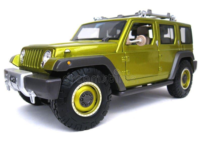 Conceito SUV da escala do 1:18 imagem de stock
