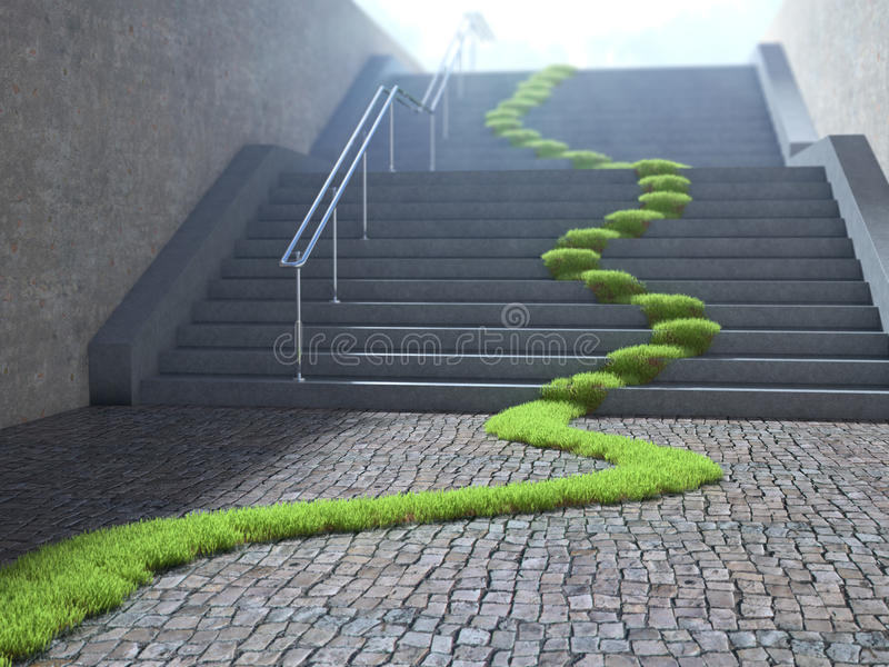 Conceito urbano da ecologia