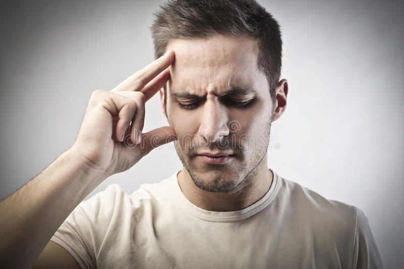 Download Concentration stock photo. Image of pain, believe, mind - 23744344