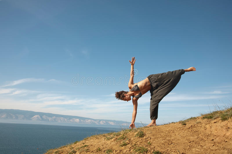 Download Concentration stock image. Image of 20, morning, mountain - 28217451