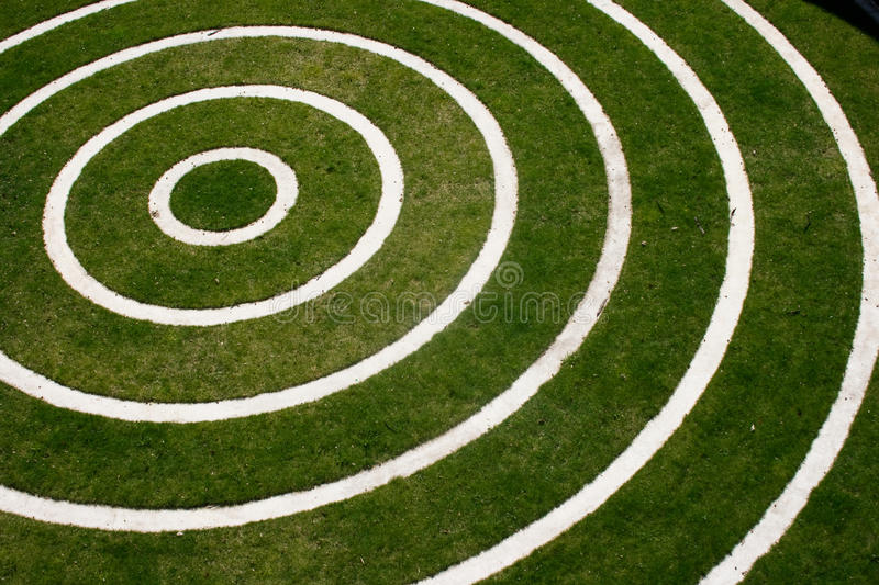 Download Concentric circles stock image. Image of segment, dizzy - 15191455