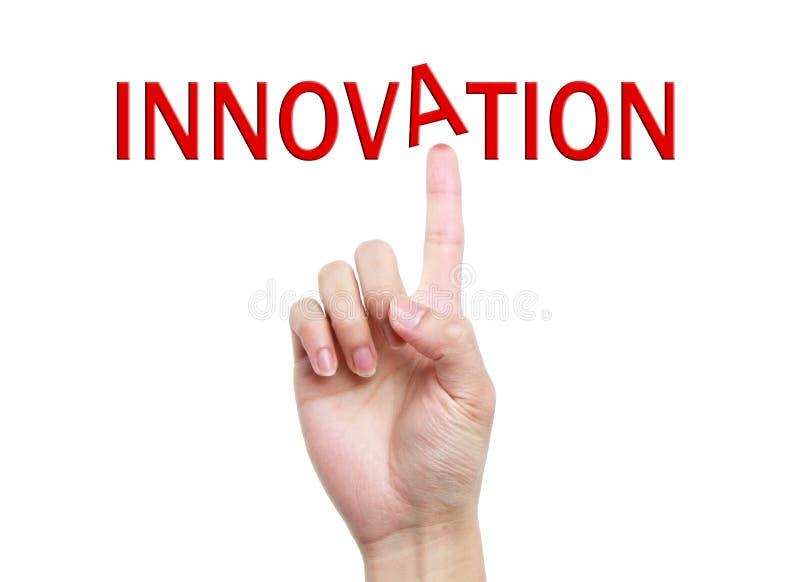 Concepção da inovação fotos de stock