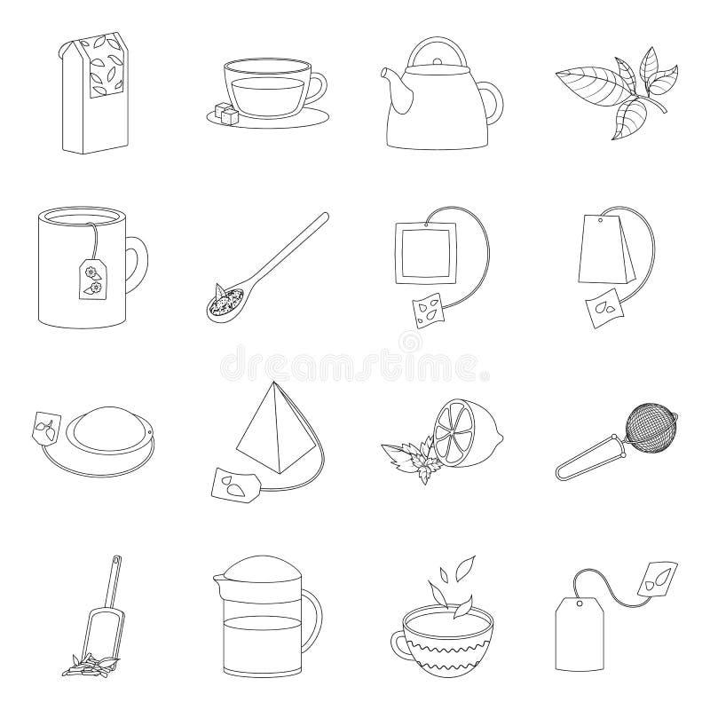 Concepção vetorial dos alimentos e do símbolo natural Símbolo do conjunto de alimentos e de ações em preto para a Web ilustração do vetor