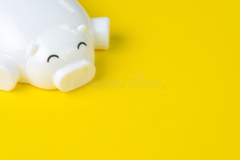 Concep financeiro, das economias, do orçamento, do custo ou do investimento do fundo imagem de stock royalty free