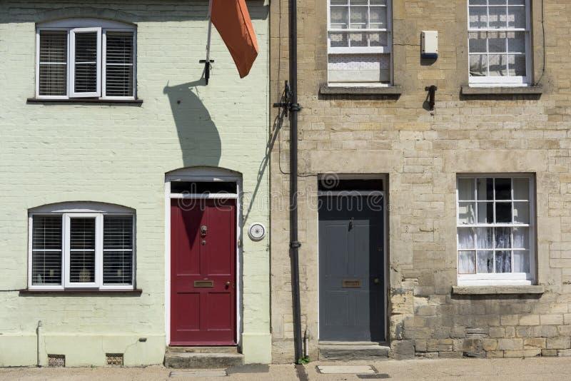 Concept à la maison de résidence de domaine de logement de Chambre photo libre de droits