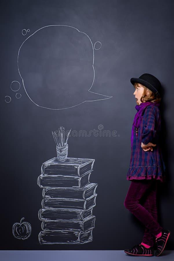 Concept éducatif photo stock