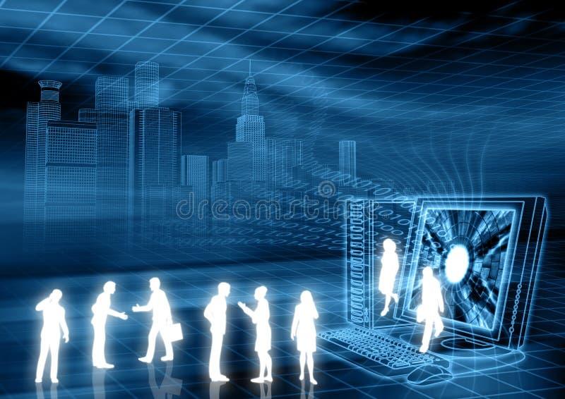 Concept 2 de commerce électronique
