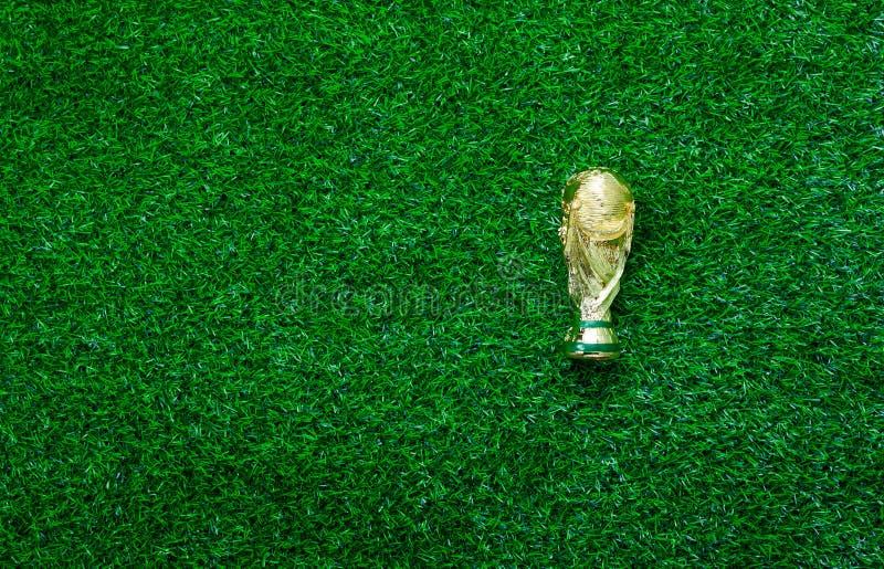 Concept aérien de fond de saison du football ou de football d'image de vue supérieure de Tableau photo stock