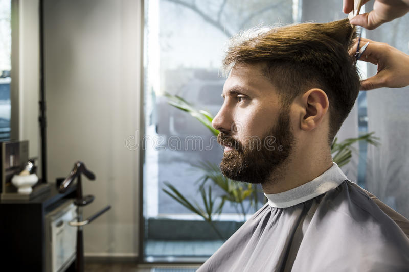 Concept of being well groomed stock images