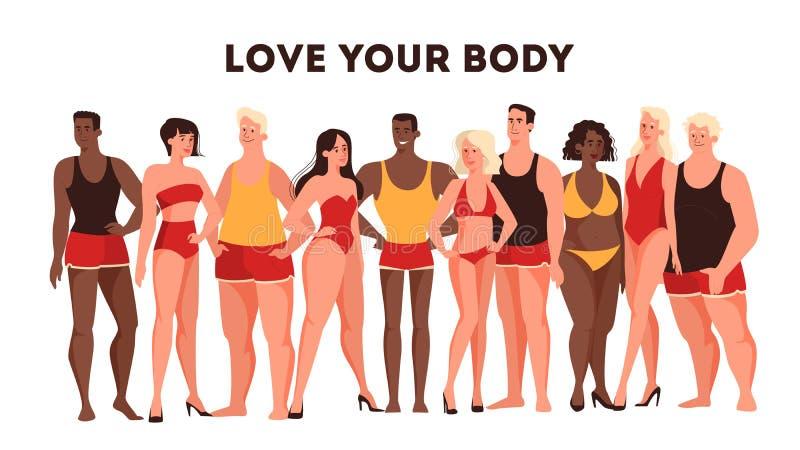 Women body in men love what The Most