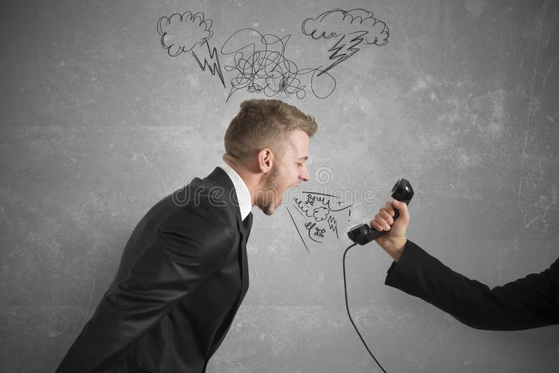 Download Tension at work stock image. Image of adult, fury, businessman - 29899237